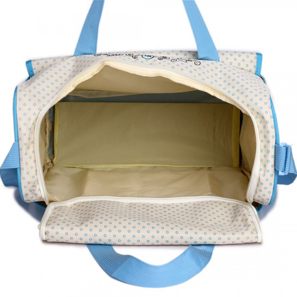 08088 - Maternity Changing Bag Little Bear Light Blue