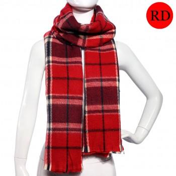 S6420-ladie stylish striped shawl scarf soft warm wrap