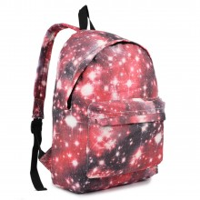 E1401U - Miss Lulu Large Backpack Universe Red