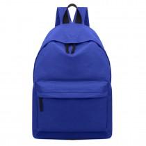 E1401 - Miss Lulu Large Unisex Backpack Blue