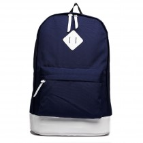 E1501 - Miss Lulu Unisex Backpack Navy