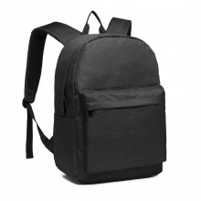 E1930-KONO LARGE FUNCTIONAL BASIC BACKPACK BLACK