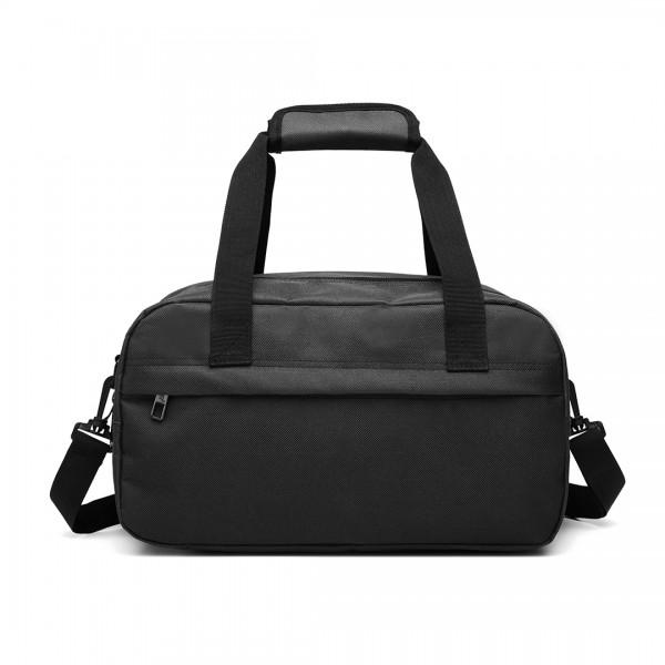 E1960-1 - Kono Multi Purpose Men's Shoulder Bag - Black