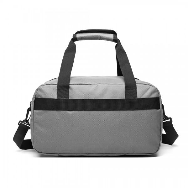 E1960-1 - Kono Multi Purpose Men's Shoulder Bag - Grey