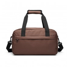 E1960 - Kono Multi Purpose Men's Shoulder Bag - Brown