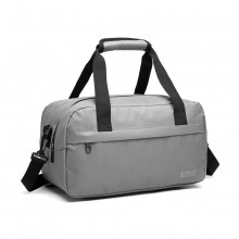 E1960 - Kono Multi Purpose Men's Shoulder Bag - Grey