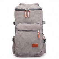 E6643 - Multifunctional 45L Outdoor / Hikking / Casual Backpack Grey