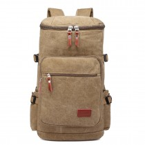 E6643 - Kono Multifunctional 45L Outdoor / Hikking / Casual Backpack khaki