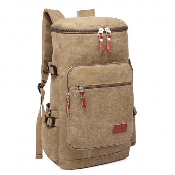 E6643 - Multifunctional 45L Outdoor / Hikking / Casual Backpack khaki