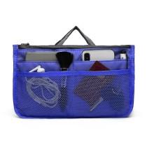 E6876 - Miss Lulu Pliere Organizator pentru geantă din nylon - Albastru