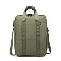 E6892-NYLON HANDBAG SHOULDER BAG PORTABLE TRAVEL BAG GREEN