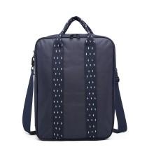 E6892-NYLON HANDBAG SHOULDER BAG PORTABLE TRAVEL BAG NAVY