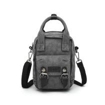 E6929 - Kono Mini Multi-Way Bolso cruzado /Mochila - negro