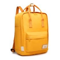 EB2017 - Kono Duży Plecak na laptopa z poliestru - Żółty