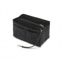 EB6932 - Kono Organizador de bolsos de compartimentos múltiples - Gris oscuro