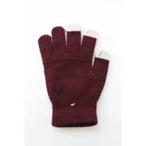 Unisex Touch Screen Gloves Coffee
