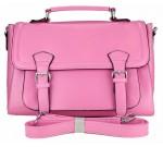 L1116 - Miss Lulu Satchel Pink