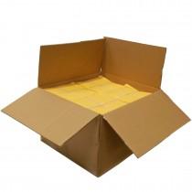 Sobres acolchados - 205 x 245 mm - Amarillo (x200)