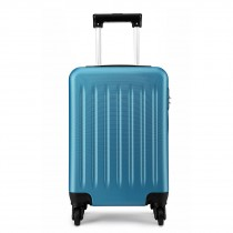 K1872L - KONO CABIN SIZE LUGGAGE - SUITABLE FOR ALL AIRLINES - NAVY
