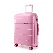 K1997L - VALISE KONO 24 INCH HARD SHELL PP - ROSE