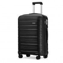K2091L --Kono 20 Inch Multi Texture Hard Shell PP Suitcase --Classic Collection --