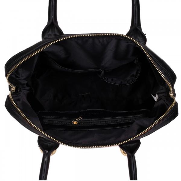 L1523DS - Miss Lulu Large Daisy Backpack Shoulder Bag Red