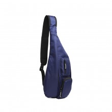 LB1934 - Miss Lulu Casual Single Strap Sling Backpack - Navy