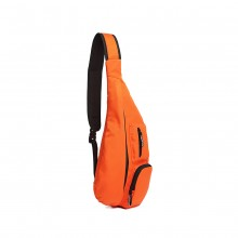 LB1934 - KONO CASUAL SINGLE STRAP SLING BACKPACK - ORANGE