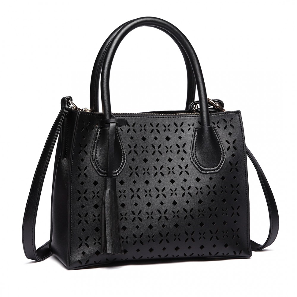 lh1817 miss lulu handtasche damen henkeltasche. Black Bedroom Furniture Sets. Home Design Ideas