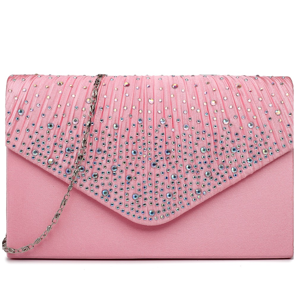 83380965bcee2 Pink Clutches Related Keywords   Suggestions - Pink Clutches Long ...