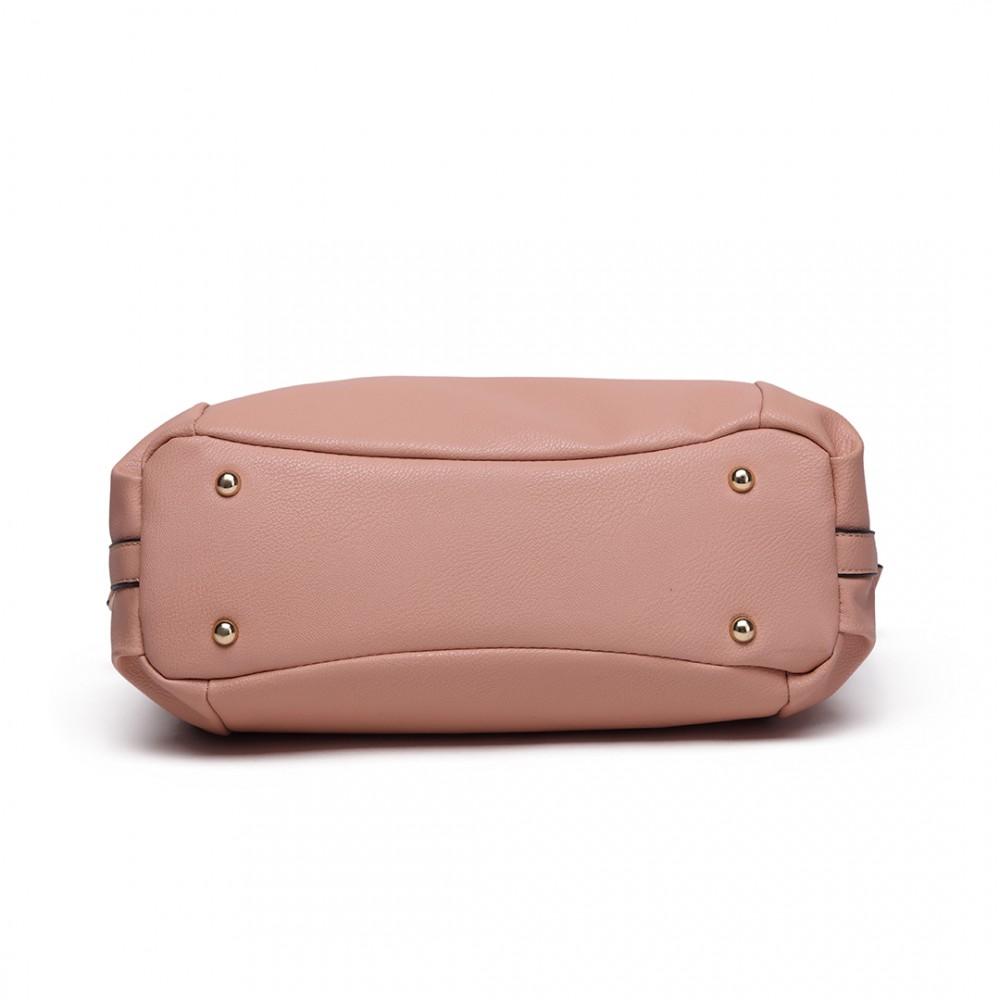 ... S1716 - Miss Lulu Soft Leather Look Slouchy Hobo Shoulder Ba new style  2764b 84de3 ... 1dbd8aef75f6d