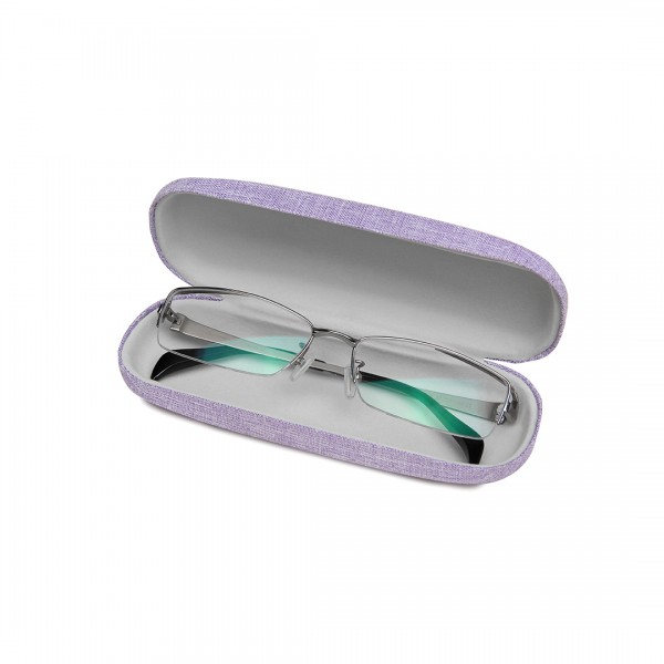 G4043 - Kono Hard Shell Glasses Case - Purple