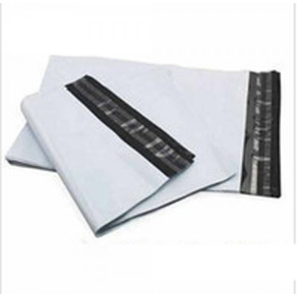MAIL L 50 - Mailing Bags Large White (x50) 14 x 19 inches